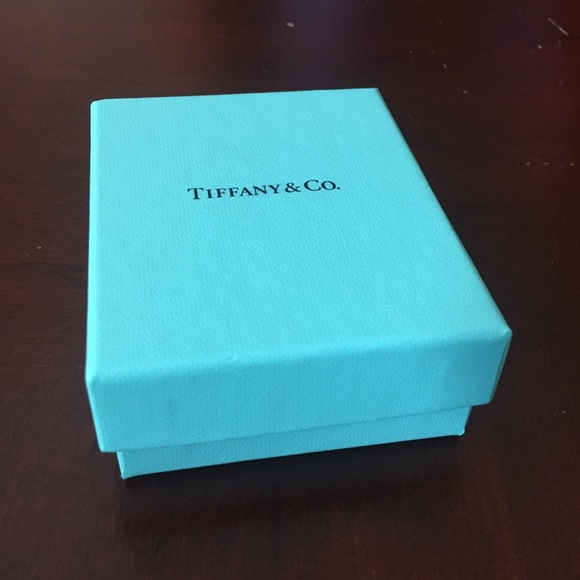 c10b0c6603 Tiffany & Co. Jewelry | Tiffany Co Box With Padding And Ribbon ...